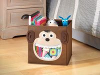 Collapsible Storage Cubes Monkey