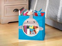 Collapsible Storage Cubes Shark