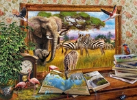 Come to Life Deluxe Puzzle