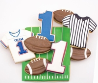Cookie Cutter Gift Set:  Football Set