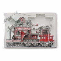 Cookie Cutter Gift Set:  Train Set