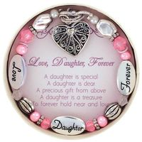 Daughter Forever & Always Bracelet