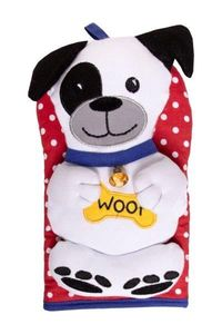 Decorative Oven Mitts Spot (dog)