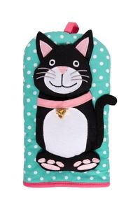 Decorative Oven Mitts Whiskers (cat)