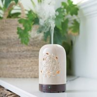 Essential Oil Diffusers (home sweet home)