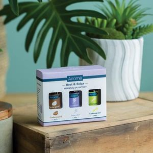 Essential Oil Gift Sets (Rest And Relax)