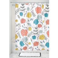 Fabric Shower Curtains Sophie
