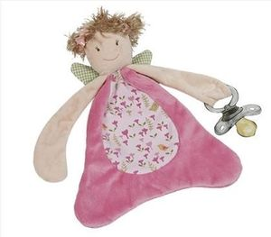 Fern The Garden Fairy Pacifier Blankie