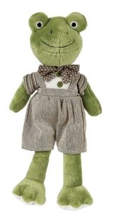 Frankie The Dressed Frog