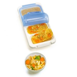 Freezer Portion 1 Cup Tray