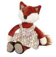 Ginger The Dressed Fox