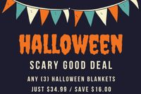 Halloween Scary Good Deal