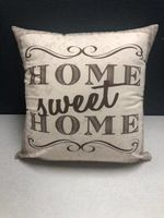 Home Sweet Home Toss Pillow