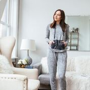 Joggers Gray Extra Large