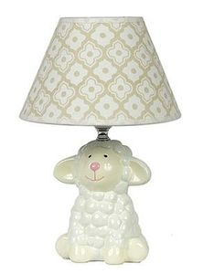 Lillie The Lamb Lamp