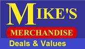 Mike's Merchandise: 40%+ OFF