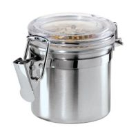 Mini Stainless Steel Canister