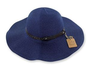 Navy Sunlily Hat