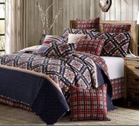 Nine Star Classic Printed Quilt Set Full/Queen