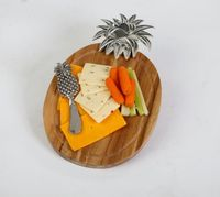 Tropical Cheese Board-pineapple