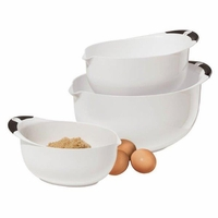 Oval Mixing Bowl Set