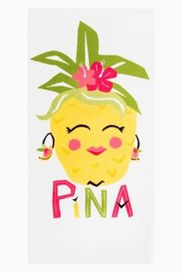Printed Kitchen Towels Pina