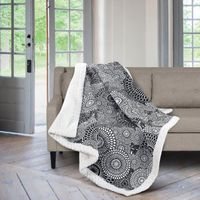Quilted Sherpa Throws