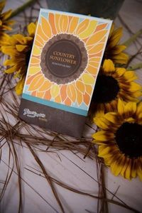 Scented Sachets Country Sunflower