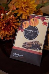 Scented Sachets Pumpkin Spice