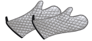 Silicone BBQ Mitts