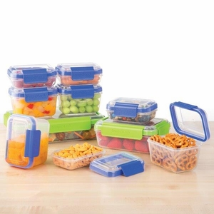 Snap Lock 20 pc Storage Set with Lids