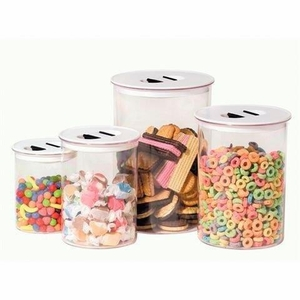 Stack N Store Canister Set