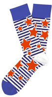 Star USA Socks (Big Feet)