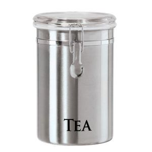 Tea Stainless Steel Canister