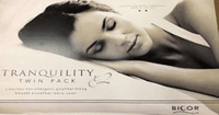 Tranquility Pillow 2 Pack