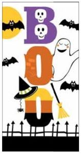 Trick or Treat Boo Kitchen Towel