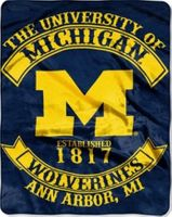 University of Michigan Blanket