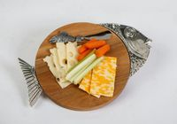 Tropical Cheese Board-fish
