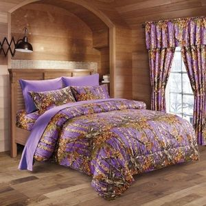 Woods Purple King Comforter