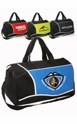 Accent Color Fusion Duffle Bag