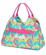 Beach Bag Tote|Monogram Personalized