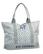 Brigham Young University Tote Bag|Monogram