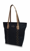 Canvas Tote for Women|Monogrammed
