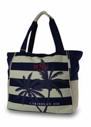 Caribbean Joe Summer Tote Bag|Monogram