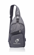 Cross Body Backpack with USB Charging Port