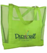 Custom Logo Beach Tote