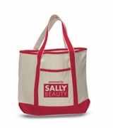 Deluxe Customized Shopping Tote Bag