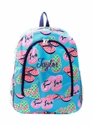 Flip Flop Beach Tote Backpack - Personalized