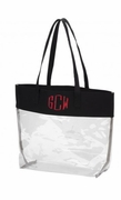 Game Day Clear Tote - Stadium Friendly