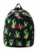 Girls Cactus Backpack|Personalized